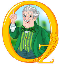 Wizard of oz vector