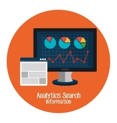 Analitycs search information vector