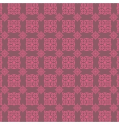 Romantic and love seamless pattern vector image