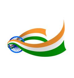 India flag creative variant vector