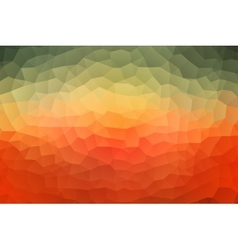Abstract triangles pattern multicolor background vector