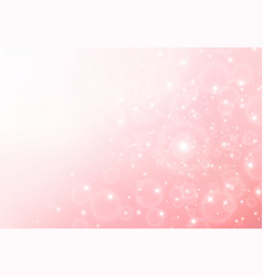 Abstract pastel color pink background with vector