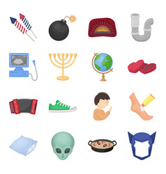 Travel rest hygiene and other web icon in vector