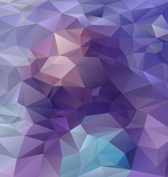 Amethyst purple violet polygonal triangular vector