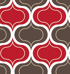 Seamless tile pattern vector