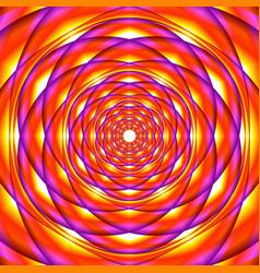 Abstract vivid shapes vector
