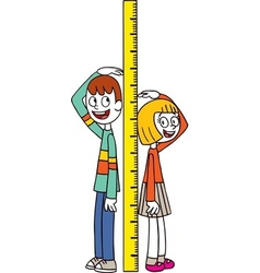 Height measure vector