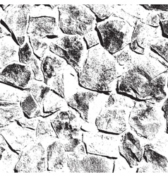 Wild Stone Texture vector image vector image