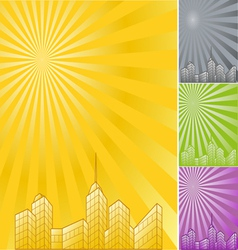 Background house vector