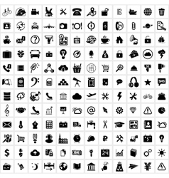 Universal web icon vector