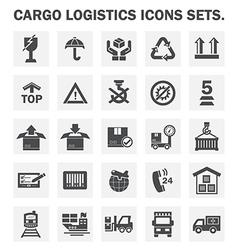 Logistics vector image vector image