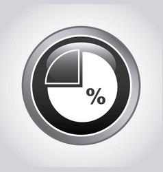 Pie statistics desig vector