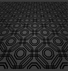 Modern geometric pattern vector