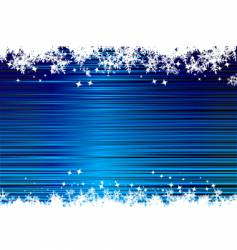 christmas background for your design vector image vector image