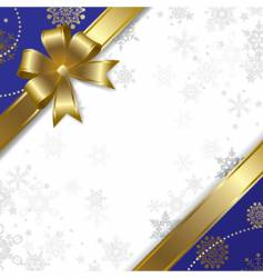 Christmas parchment print vector image vector image