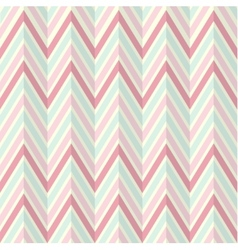 Seamless zigzag background vector