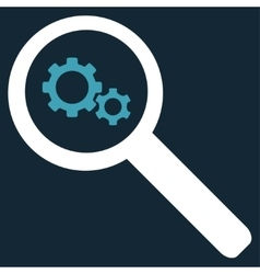 Search tools icon vector