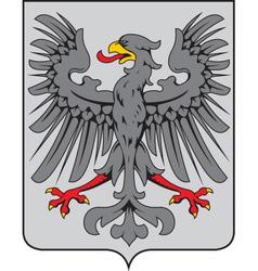 Tyachiv City vector image vector image