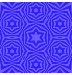 Geometric david star background vector