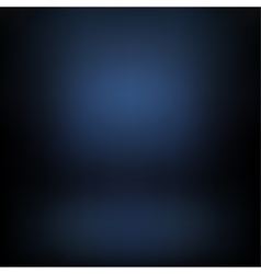 Dark-blue gradient background vector