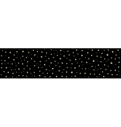 Abstract stars background infinity of the vector