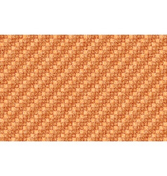 texture four orange color vector image vector image