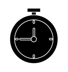Chronometer icon image vector