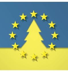 Europe ukraine vector