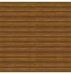 Texture of brown wood vector
