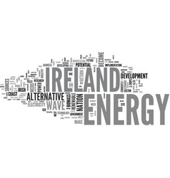 Alternative energy for the home text word cloud vector