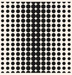 half tone dots pattern halftone circles texture vector image vector image