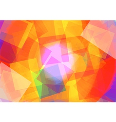 Abstract with rectangle vector