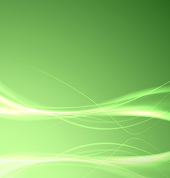 Speed smooth swoosh wave reflection background vector