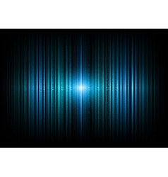 vertical lines blue vector image