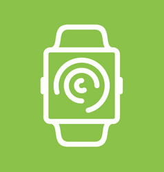 Watch activity vector