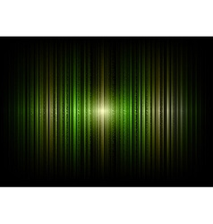 Vertical lines green vector