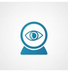 Web camera eye icon vector image vector image