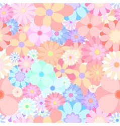 Flower pattern 1 vector