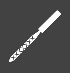 rasp vector image vector image