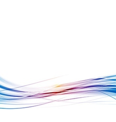Abstract modern speed hi-tech wave background vector