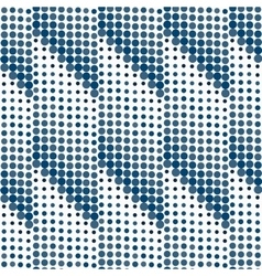 Seamless dots halftone vector