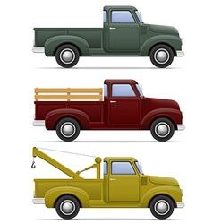 Car pickup 04 vector