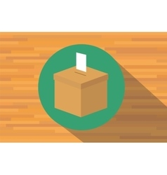 Vote box voting election vector