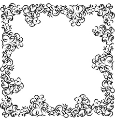 Decorative Ornament Design Elements vector image vector image
