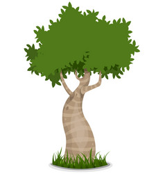 Fancy tree vector