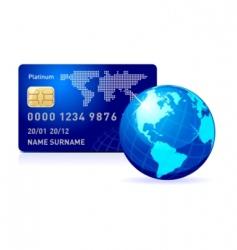 internet banking vector image vector image
