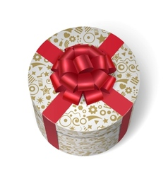 Surprise box with gifts and presents vector image