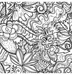 art drawing vector image
