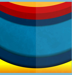 Curve background vector