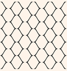 subtle mesh texture seamless pattern delicate vector image vector image
